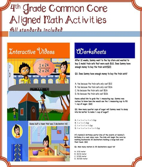 84 Best My Tpt Store Images On Pinterest  Common Core Math, Common Core Maths And Common Cores