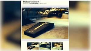 Vendre Sur Leboncoin : un skate park entier vendre pour le sauver ~ Medecine-chirurgie-esthetiques.com Avis de Voitures
