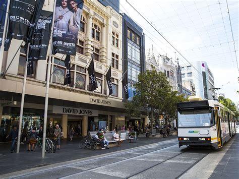 Bourke Street Mall, Destinations, Melbourne, Victoria
