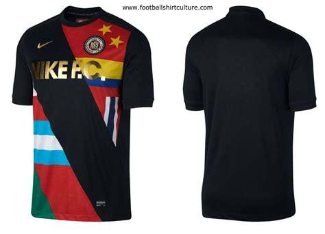 Kaos Tshirt Nike F C nike f c t shirt black
