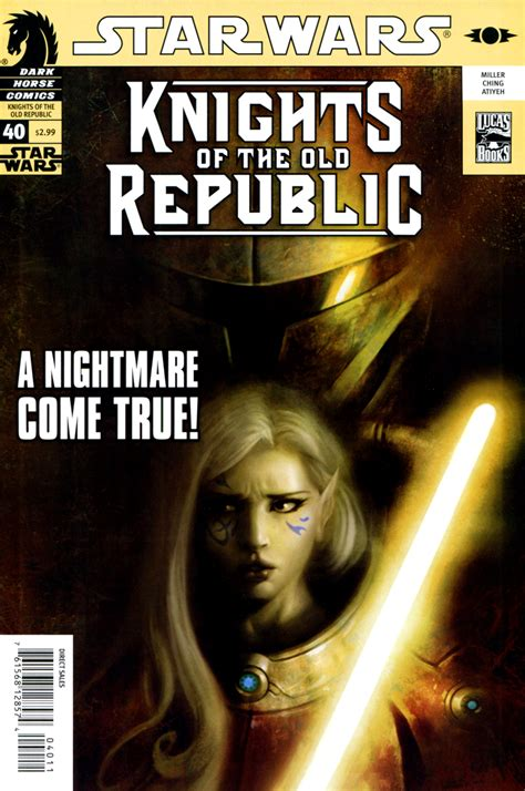 Dueling Ambitions Of The Knights Of The Old Republic (part