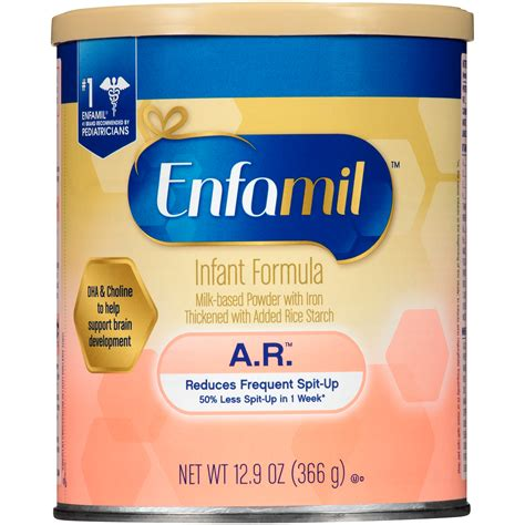 Enfamil Ar Infant Formula For Spit Up 129 Oz 366 G