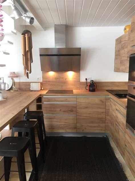 cuisine r駭ovation cuisine moderne chalet maison moderne