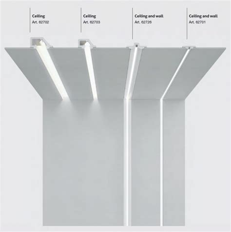 Illuminazione Controsoffitti by Forum Arredamento It Barre A Led Controsoffitto