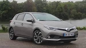Essai Toyota Auris Hybride 2017 : essai toyota auris restyl e 1 6 d 112 remise en forme ~ Gottalentnigeria.com Avis de Voitures