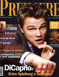 Leonardo DiCaprio Magazine Cover