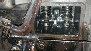 Oil In Valve Breather Area Kohler K341 - Mechanical  U0026 Hydraulics Forum