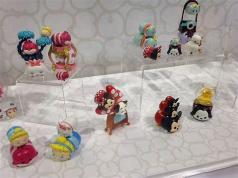 Tsum Tsum Figure Collection new tsum tsum figures on display at the d23 expo tsum