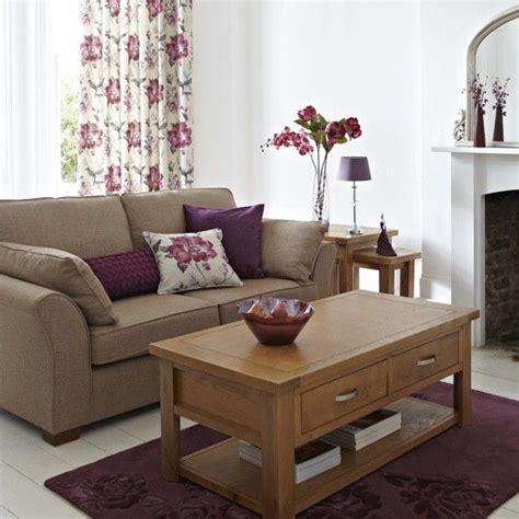 Purple Living Room Interior Design Ideas Plum Perfection