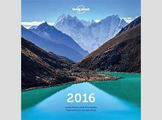Lonely Planet Calendars 2019 on UKpostersAbposterscom
