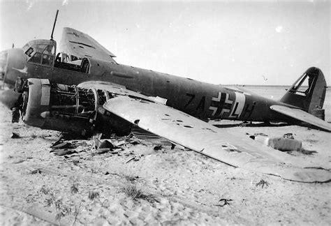 Junkers Ju 88 - Aufklarungsgruppe 121 Africa ...