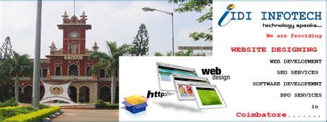 Web Design Coimbatore, Website Designing Company In
