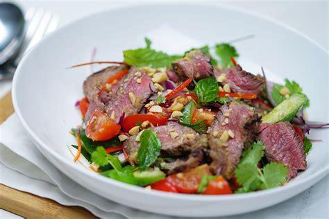 thai salad thai beef salad calories