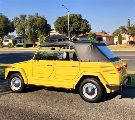 how cars work for dummies 1987 volkswagen type 2 on board diagnostic system 1973 vw thing safari type 181 all original ca same owner since 1987 classic volkswagen thing