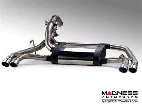 Fiat Abarth Exhaust by Fiat 500 Abarth Performance Exhaust By Magneti Marelli