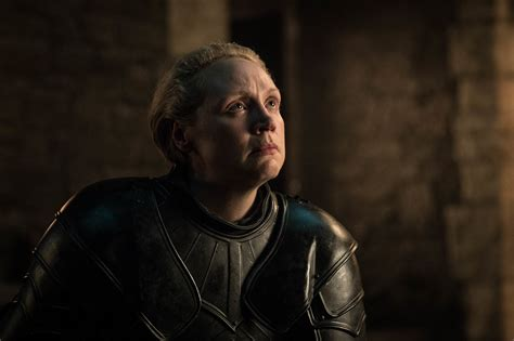 game thrones writer briennes big moment