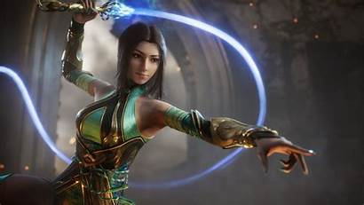 Paragon Yin Wallpapers Games Fantasy 4k Backgrounds