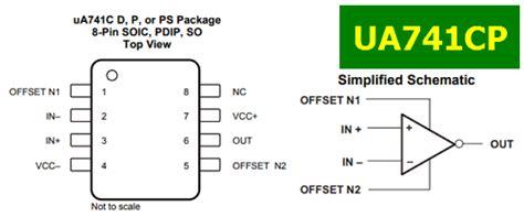 Uacp Datasheet Operational Amplifier Datasheetgo