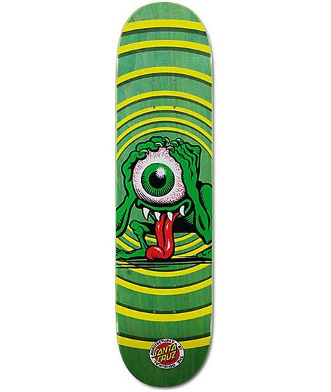 75 Skateboard Decks by Santa Eyegore 7 75 Quot Skateboard Deck At Zumiez Pdp
