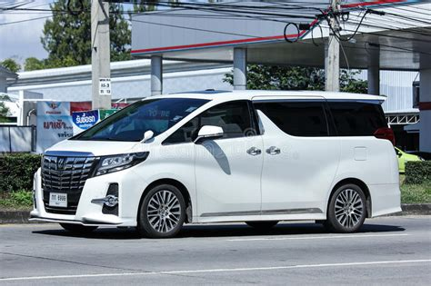 Toyota Vellfire Backgrounds by Toyota Vellfire Car Editorial Stock Image Image
