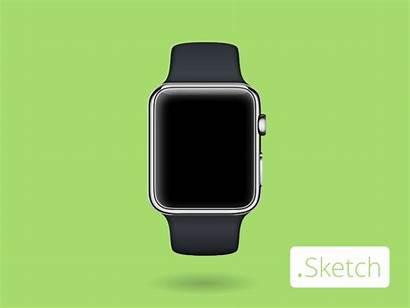 Apple Sketch Templates Mockups Psd App Drawing