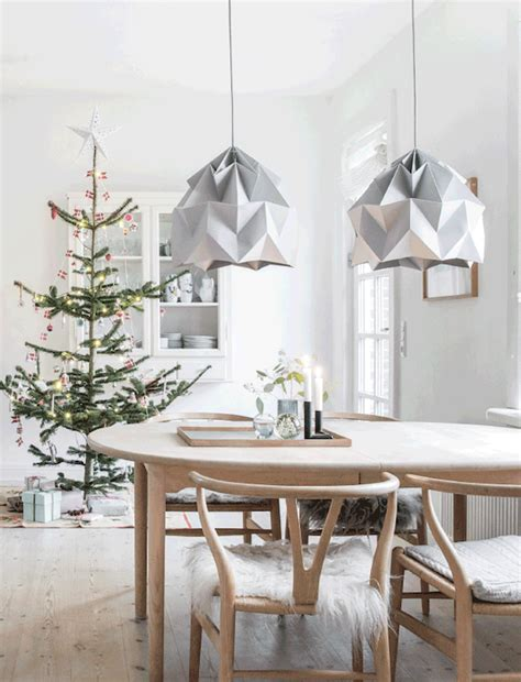 my scandinavian home a simple yet cosy festive nordic home