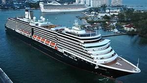 Holland America cruise ship Westerdam leaves Seattle again ...