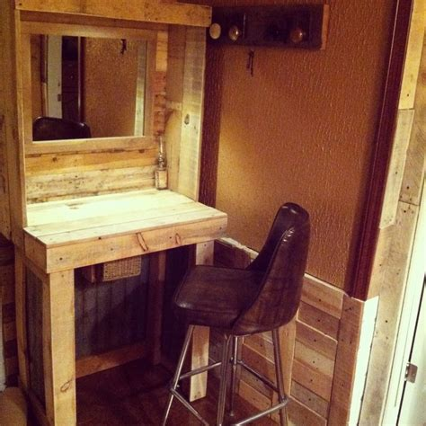 diy vanity table plans best 25 pallet vanity ideas on wood pallets