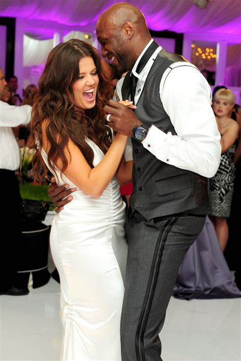 Khloe's ex Lamar Odom now - 'Skid Row' to broken ...