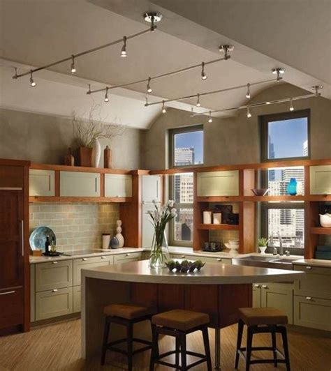 lighting ideas  kitchen  stunning