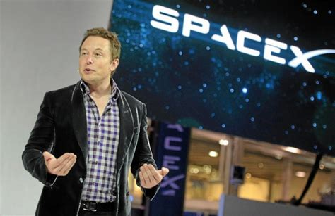 Elon Musk's Email to SpaceX Employees: Taking The Company ...