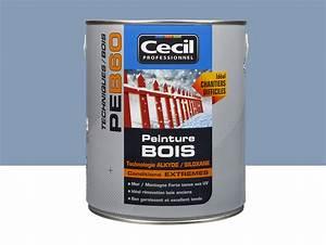 Peinture Glycero Bois Exterieur : peinture bois extr me peb60 satin bleu azur 2 5l peinture bois ext rieur peinture et ~ Melissatoandfro.com Idées de Décoration