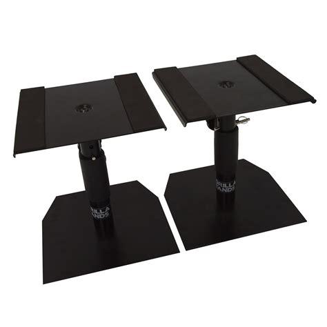 Best Gorilla Gsm 50 Desktop Studio Monitor Stands (pair. Snoopy Desk Calendar. Best Desk Top Computers. Black Dressing Table. Unfinished Corner Desk. 3 Drawer Accent Chest. How To Build A Office Desk. Vinyl Table Runner. Light Desk For Drawing