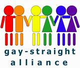 Straight and gay alliance