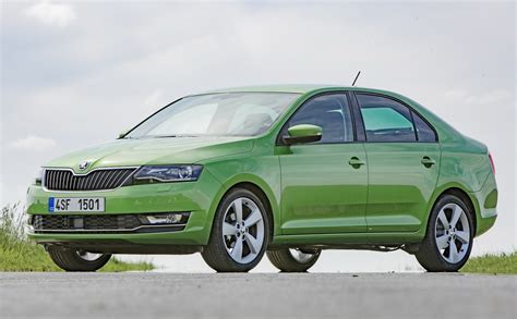 Skoda Launches 2017 Rapid Rapid Spaceback With New