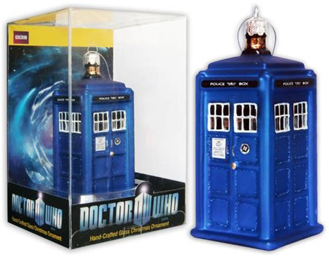 tardis gold dalek decorations merchandise guide the doctor who site