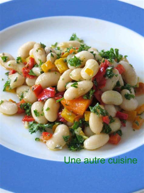 cuisiner les haricots blancs secs comment cuire haricot blanc frais