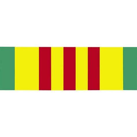 vietnam service ribbon bumper sticker usamm