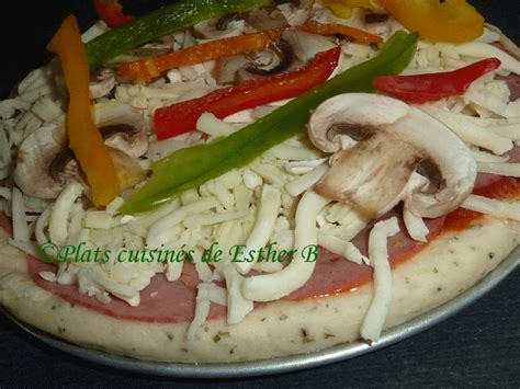 p 226 te 224 pizza au robot culinaire recette