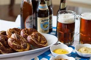 Oktoberfest Pretzels and Beer - By Lynny