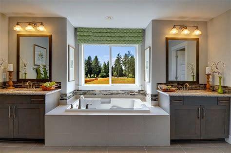 master bathrooms  double sink vanities