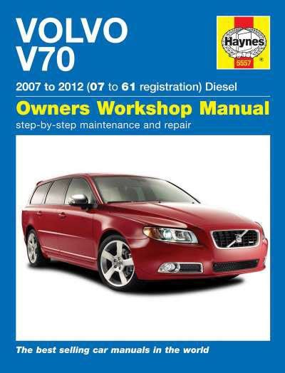 volvo  diesel june   haynes repair manual
