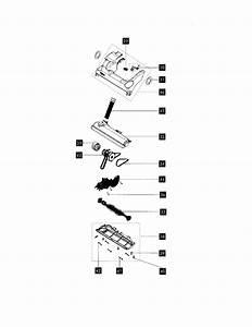 Dyson Dc14 Upright Vacuum Parts