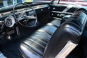 Interior 1965 Buick Wildcat 2 Door Hardtop Custom