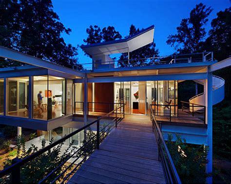 modernist homes  sale   triangle
