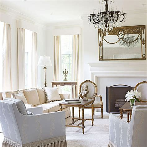 Bright, White, And Inviting Family Home  Traditional Home