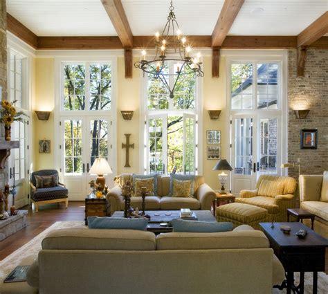 residence 1 traditional living room nashville
