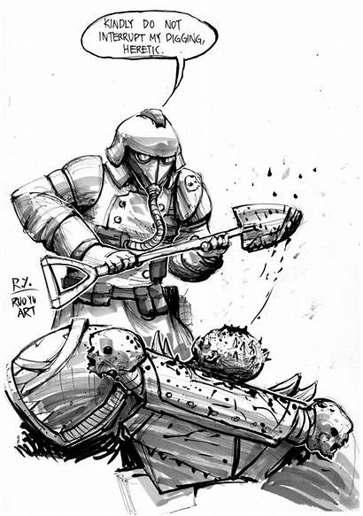 Korps Death Krieg 40k Warhammer Memes Corps