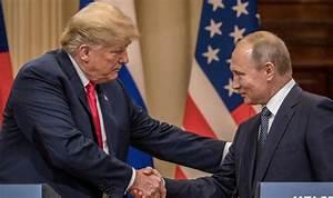 Donald Trump calls AGAIN Russia meddling a 'BIG HOAX ...