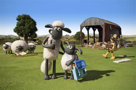 Shaun-the-sheep Animation Family Comedy Shaun Sheep